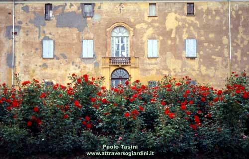 Palazzo Bonfiglioli al Farneto