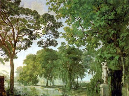 Stanza della Boschereccia, Rodolfo Fantuzzi.