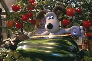 Wallace And Gromit La Maledizione Del Coniglio Mannaro