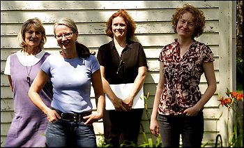 Garden Rant women