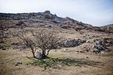 Sommità del Monte Labbro - Torre Giurisdavidica